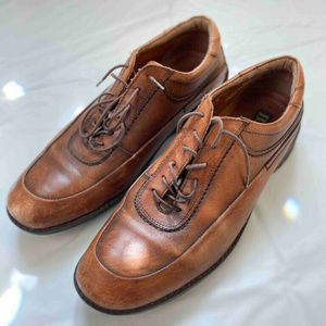 Bass Lincoln Mens Oxfords Shoes Lace Up Size 9.5